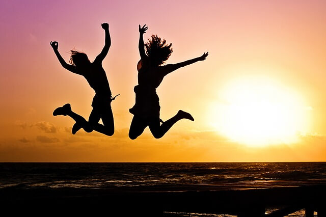 20 Minuten täglich für dein Glück und Wohlbefinden
