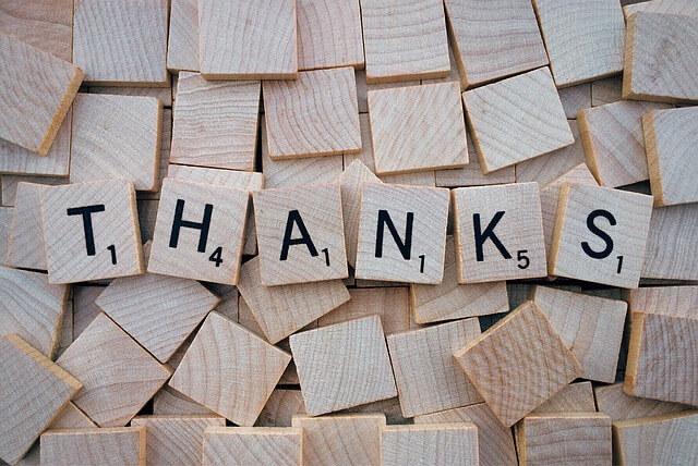 3 Gründe warum du täglich Dankbarkeit ausüben sein solltest!
